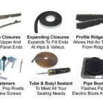 Metal Roofing Accessories - Custom Metal Products - Old Fort, NC